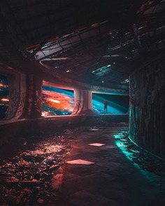 Surreal and Dreamlike Photo Manipulations by Fuad Elhasan Irfani