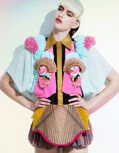 Yvonne Kwok #fashion