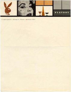 Letterheady #halftone #texture #illustration #vintage #letterhead
