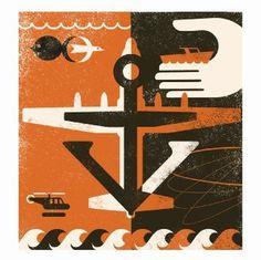 Illustration: Ian Murray #illustration