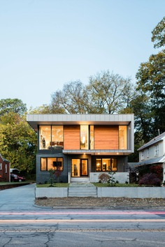Carroll Helms Residence / Raleigh Architecture
