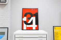Massimo Vignelli Tribute - Mash Creative #print #poster