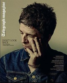 Nadav Kander - Nadav Kander — Noel Gallagher