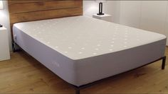 There's nothing like slipping into a warm bed on a cold night. This mattress remembers your sleeping patterns. #modern #design #product #industrial #innovative