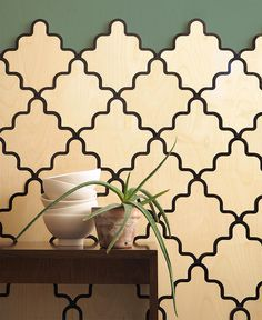 Tarsine – Modular Wall Coverings