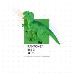 Tiny PMS Match | PICDIT #design #color #pantone #art #colour #green
