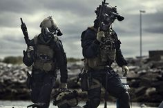 Norwegian MJK Special Forces