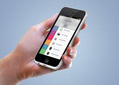 Ui Portfolio #nikoloz #iphone #bionika