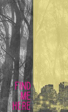 Find Me Here - LAB art.