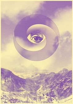 - sam chirnside - #sky #eye #chirnside #art #sam #mountains