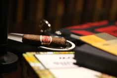 Making Notes – American Whiskey Magazine - keeping a cigar journal