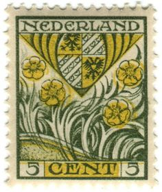 vintage postage stamps #stamps #dutch
