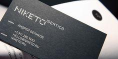 Niketo v2 and v3 by Niketo #card #niketo #pixel #letterhead #typo