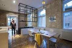 Vibrant Family Home Exuding a Welcoming Feel in Budapest 1