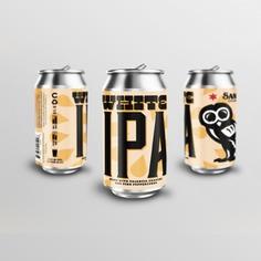 Sanitas Brewing Co. White IPA