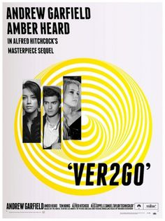 Alfred Hitchcock Presents VER2GO | Flickr - Photo Sharing! #franchise #alfred #typography #hitchcock #typeface #sonsfathers