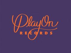 PlayOn Records logo