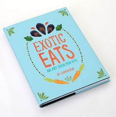 Exotic Eats Hom Sweet Hom #zanahoria #recipes #eat #book #exotic #exotico #recetas #comer #carrots #libro