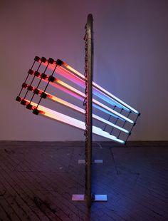James Clar | PICDIT #light #neon #art #sculpture #artist