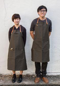http://theworkbench.sg/v2/labour-love/ #apron #ryan #workbench #branding #design #graphic #the #craft #handmade #len #fashion #singapore