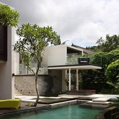 Dezeen » Blog Archive » Villa Paya-Paya by Aboday architects #architecture