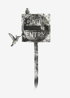 Tumblr #ink #entry #birds #illustration #art