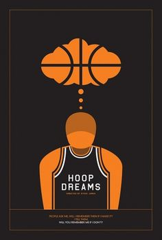 » Might&Wonder #documentary #design #illustration #hoop #poster #film #nba #dreams #basketball