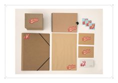 Personal branding: Adria Molins #calligraphy #lettering #script #branding #project #card #academic #retro #student #letter #photography #brush #logo #swoosh #paper #folder