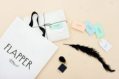 Flapper Store #patten #branding #studiopatten