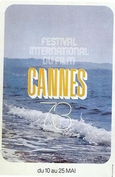 Cannes Poster 1973