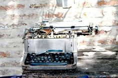 typewriter | Flickr - Photo Sharing! #type #write #typewriter