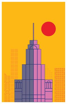 SKETCHES #new york #new york sunset