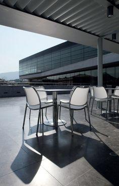 Design sidechair Gas STUA #acropolis #chairs #museum #design #jesus #gasca #stua #athens