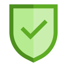 See more icon inspiration related to shield, safe, lock, check, ui, guarantee, protected, quality, safety, protection and security on Flaticon.