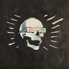Designersgotoheaven.com NewSupersonic Electroniclogo byghostco. #skull #3d