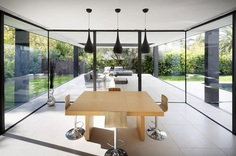 Contemporary Steel Extension Providing Open Living Space 5