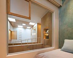 Bear house minimalist bedroom