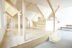 Hiroyuki Shinozaki: House H Thisispaper Magazine #spaces