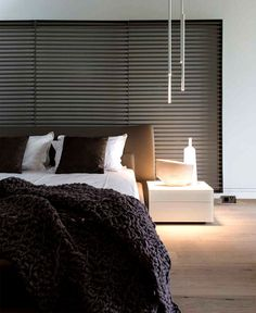 Modern Home that Emanates Luxury and Functionality bedroom furnishing neutral colors soft textures