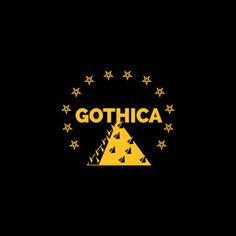 Gothica Awards from The Award Winning Game #parody #logo #marketing and communications