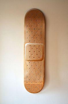 Skate creative design