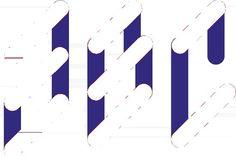 Martin Silvestre   Stripes font