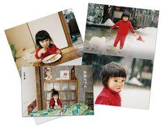 """Kawashima Kotori / Mirai-chan"" BOOK DESIGN #photography #design #graphic #book"