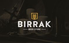 BIRRAK Beer Store – Identity