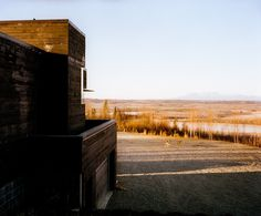 CJWHO ™ (View Masters in Alaska by KAMIL BIALOUS A house...) #design #landscape #architecture #alaksa #cabin