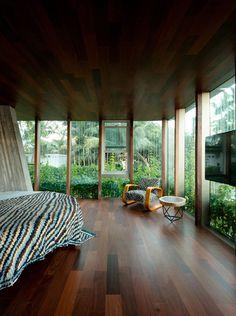 Three-Story Concrete House