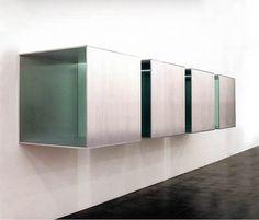 judd+2.jpg 700×599 pixels #1984 #sculpture #donald #untitled #art #judd