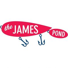 Stitch_TheJamesPond.jpg 900×900 pixels #mark #logo #design