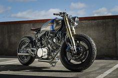 Yamaha Virago XV750 #xv750 #city #industries #spin #yamaha #custom #virago