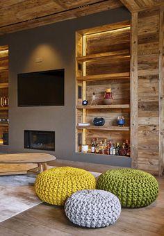 Apartment-Chalet, France / Refuge Studio